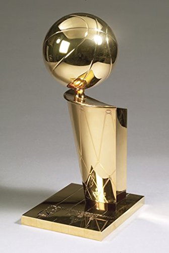 nba trophy blog